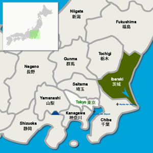 Ibaraki Japan Map.Free One Day Legal Consultation For Foreign Residents In Ibaraki