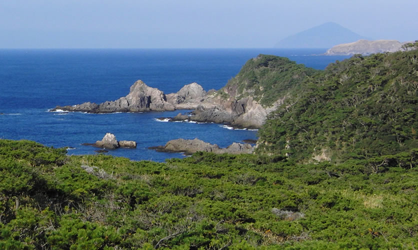 Shikinejima in Tokyo Islands for Onsen and Beach Resorts Part 2